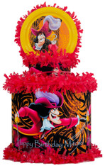 Captain Hook personalized pinata