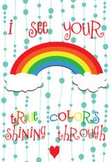 True Colors Poster