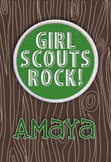 Girl Scouts Rock Personalized Poster
