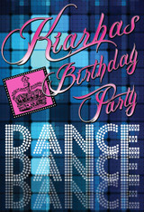 Club Dance Personalized Poster