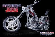 American Chopper Poster
