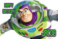 Buzz Light Year Poster