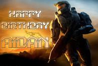 Halo II Poster