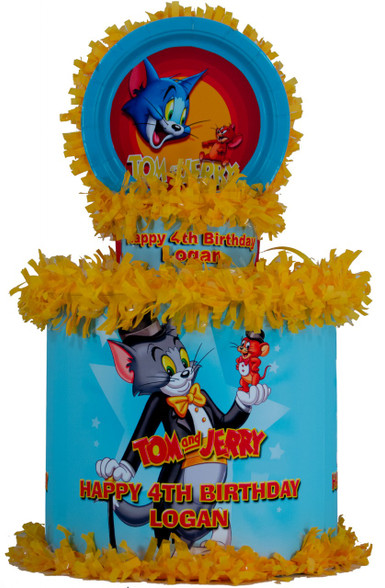 Tom and Jerry Personalized Pinata