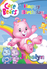 Care Bears II Poster