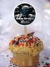 Storm Tropper Personalized Cupcake Toppers