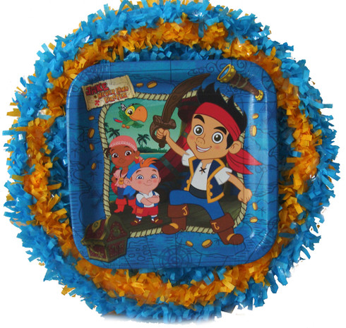 Jake and The Neverland Pirates pinata
