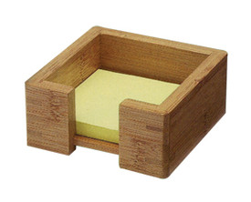 Bamboo note holder 5003-53