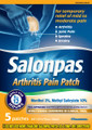 Salonpas Arthritis Pain Patch