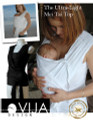 Vija Sleeveless Mei Tai Wrap Ultra Light. Summer Top/Baby Carrier