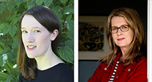 Readers' Salon Event with Bridget van der Zijpp and Anna Smaill