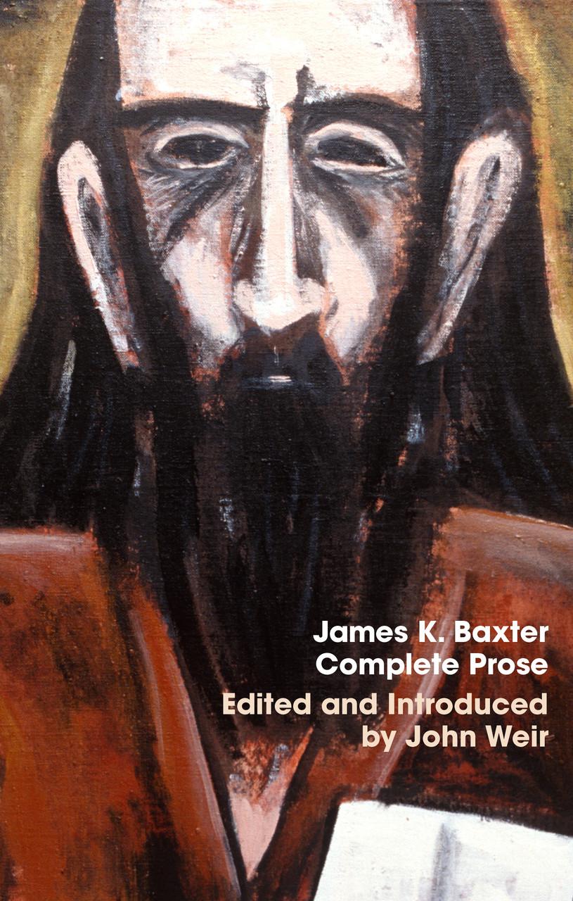 James K Baxter john weir james k baxter