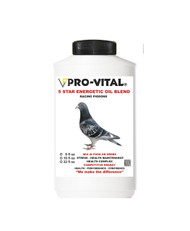 5 STAR ENERGETIC OIL BLEND PIGEON