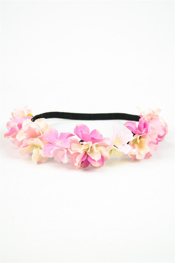 Daniella Floral Head Piece
