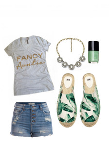 Tropical Vacation Outfit
