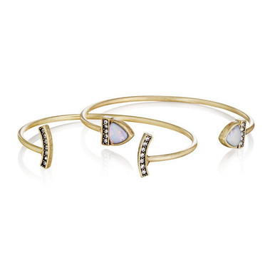 Gold Bangle Set