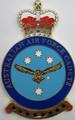 AAFC Metal Crest