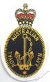 Australian Navy Crest Uniform Patch
