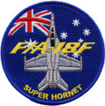 F/A-18F Super Hornet Fighter Uniform Patch