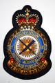 87 Squadron Crest Uniform Patch