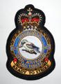 453 Squadron Crest Uniform Patch NO Velcro