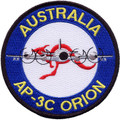 RAAF AP-3C Orion Uniform Patch