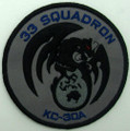 33 Sqn RAAF Uniform Patch