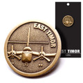 East Timor Caribou Badge MS