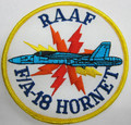 RAAF - F/A-18 Hornet Lightning Patch