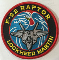 F-22 Raptor Patch
