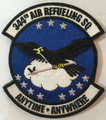 344th Air Refueling Sq Patch