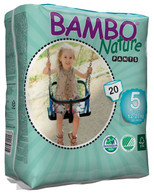 Eco Disposable Training Pants for 12-20 kgs from Bambo Nature