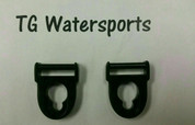 Lifetime Kayak Replacement Seat Repair  Latch, Pair