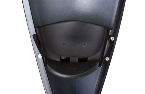 Old Town Predator Xl >> Old Town Canoe Molded Seat with Backrest Stern