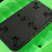 Cobra Kayak Hatch.  Large Rectangular