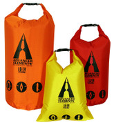 Advanced Elements Packlite Roll Top Dry Bag  3 pc Set 3/5/10 liters