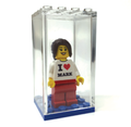 Minifigure Display Cases