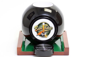 Billiard 8-Ball Base (front view)