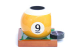 Billiard 9-Ball Beer Tubes Drink Dispenser