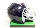 Dark Blue Football Helmet Base