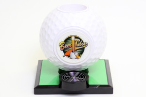 Golf Ball Base (front view)
