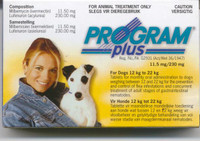 Sentinel / Program Plus - 6 pack: Large Dog 26-50 lbs (12-22 kg)