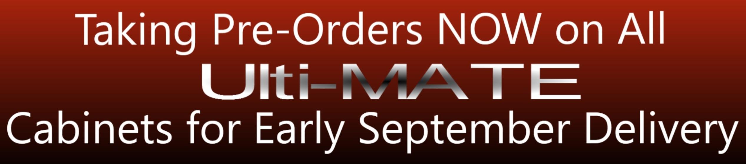 Ulti Mate Pre Order 2