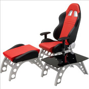 PitStop GT Receiver Series Chair Lounge Set