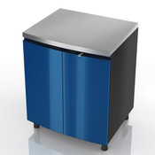 Top shown with base cabinet (not included)