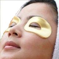 ** Novidade **  Mascara de Ouro - Olhos