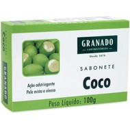 Sabonete de Coco - 100g
