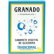 Sabonete Vegetal de Glicerina - Granado 90g