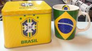 Xicara do Brasil  - 2 Peças
