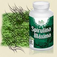Spirulina Capsulas - 500mg (60cps) - Katigua
